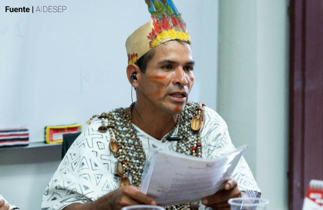 COVID19 PERÚ | Asesinan a líder indígena Arbildo Meléndez durante emergencia sanitaria